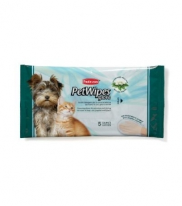 Pet Wipes Glove