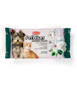 Pet Wipes White Musk