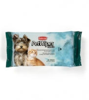 Pet Wipes Talco