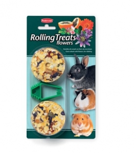 Rolling Treats Flowers