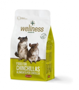 Wellness chinchillas