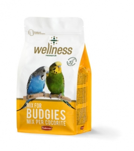Wellness budgies