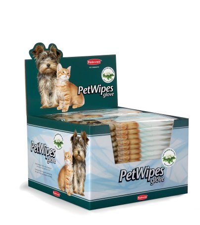 Pet Wipes Glove (espositore)
