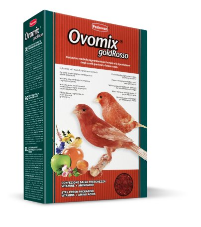 OvoMix Gold rosso